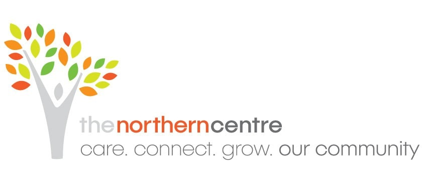 The northern centre logo