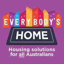 Everybody's home logo